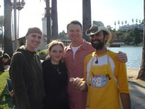 Cristina & Bruce At FTX Echo Park - 2007