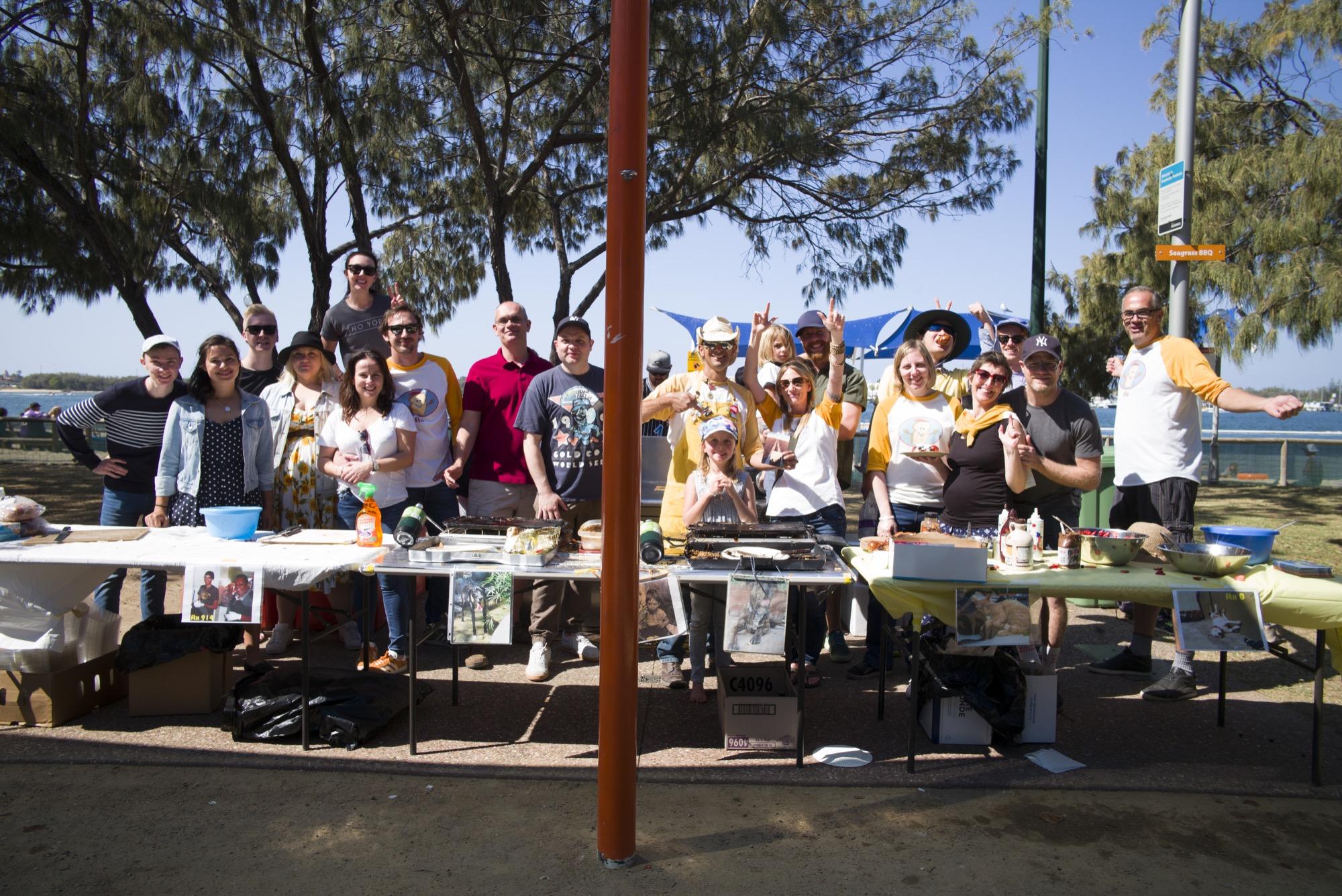 FTX Gold Crew Photo